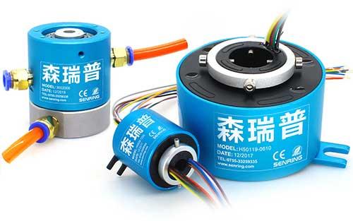 标准规格导电滑环与旋转接头