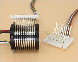 电刷滑环结构图