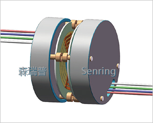PCB旋转导电滑环原理与安装演示